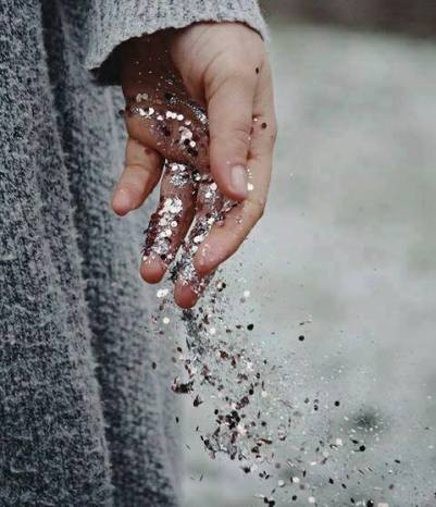 mano e argento..