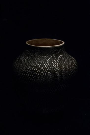 vaso nero