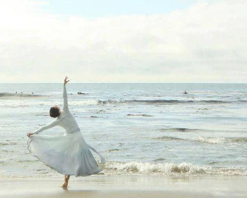 danzando sul mar